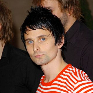 Matthew Bellamy, Muse in The Arrivals for The Nationwide Mercury Prize