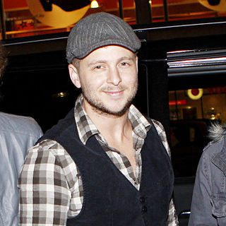 Ryan Tedder, OneRepublic in Ryan Tedder of OneRepublic shopping for clothes