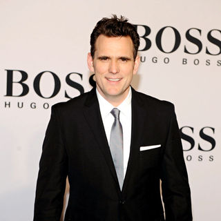 Matt Dillon - Mercedes-Benz Fashion Week Berlin Autumn/Winter 2010 - Hugo Boss - Arrivals