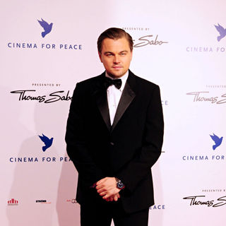 Leonardo DiCaprio - The 'Cinema For Peace' gala during the 60th Berlin International Film Festival (Berlinale)