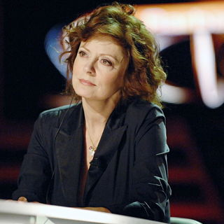 Susan Sarandon in Italian talks show Barbareschi Sciock