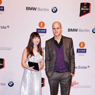 Marit Larsen, Milow in 19th Annual Echo Awards 2010 - Red carpet arrivals