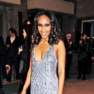 Hadnet Tesfai in 19th Annual Echo Awards 2010 - Red carpet arrivals