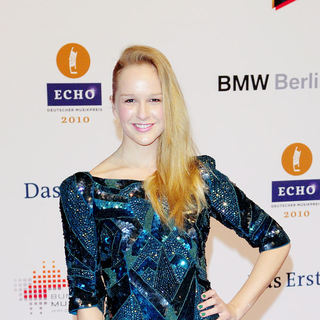 Esther Seibt in 19th Annual Echo Awards 2010 - Red carpet arrivals