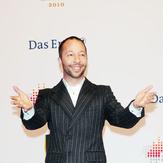 DJ Bobo in 19th Annual Echo Awards 2010 - Red carpet arrivals