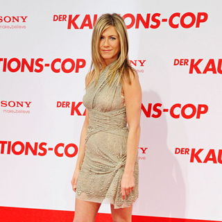Jennifer Aniston - The German Premiere of