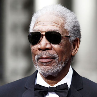 Morgan Freeman in The 20th Anniversary Celebration of Italian Fashion Label Dolce & Gabbana