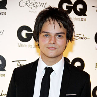 Jamie Cullum in The GQ Maenner des Jahres 2010 Awards
