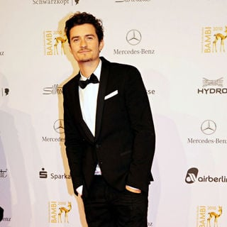 Orlando Bloom in The Bambi 2010 Awards