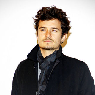 "Orlando Bloom in Cinema for Peace's Green Evening to Promote Sebastian Copeland's Movie ""Into the Cold"""