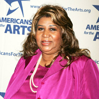 "Aretha Franklin in ""Americans for The Arts"" National Arts Awards - Arrivals"
