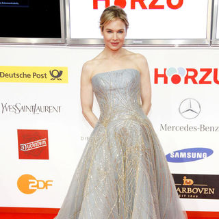Renee Zellweger in The Goldene Kamera (Golden Camera) Awards