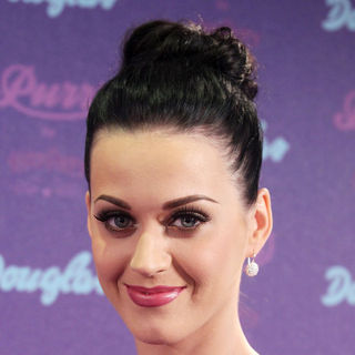 "Katy Perry in German Launch of The Scent ""Purr by Katy Perry"""