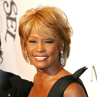 Whitney Houston - The Mercedes-Benz 17th Carousel of Hope Gala - Arrivals