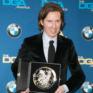 Wes Anderson in 67th Annual DGA Awards - Press Room
