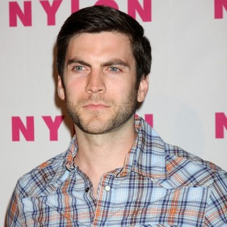Wes Bentley in The Nylon Magazine Young Hollywood Party 2010