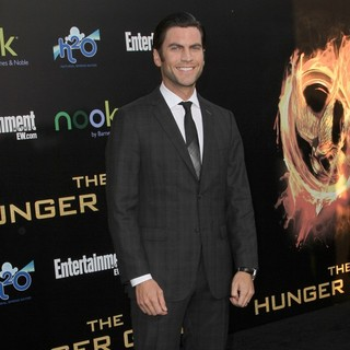 Wes Bentley in Los Angeles Premiere of The Hunger Games - Arrivals
