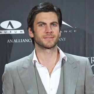 Wes Bentley in The Spanish Premiere of There Be Dragons