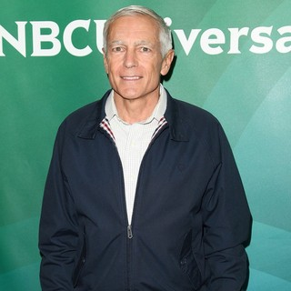 Wesley Clark in NBC Universal Press Tour