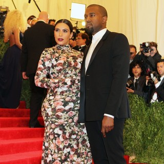 Kim Kardashian, Kanye West in PUNK: Chaos to Couture Costume Institute Gala
