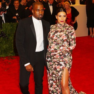Kanye West, Kim Kardashian in PUNK: Chaos to Couture Costume Institute Gala