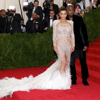 Kanye West - China: Through The Looking Glass Costume Institute Benefit Gala - Red Carpet Arrivals