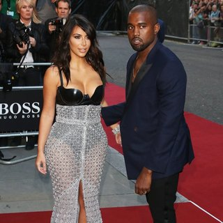 Kim Kardashian - The GQ Awards 2014 - Arrivals