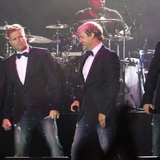 Westlife's Gravity Tour