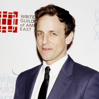 Seth Meyers in The 62nd Annual Writers Guild Awards
