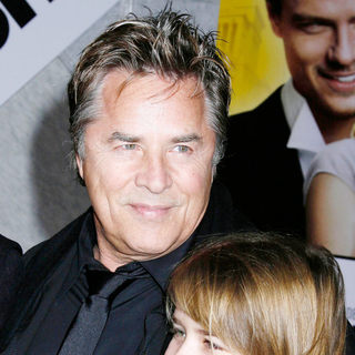 Don Johnson in World Premiere of 'When in Rome'