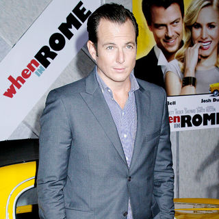 Will Arnett in World Premiere of 'When in Rome'