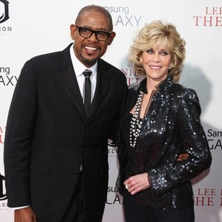 Forest Whitaker, Jane Fonda in New York Premiere of Lee Daniels' The Butler - Red Carpet Arrivals