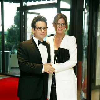 J.J. Abrams, Katie McGrath in 2010 White House Correspondents Association Dinner - Arrivals