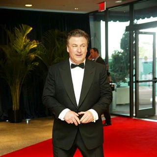 Alec Baldwin in 2010 White House Correspondents Association Dinner - Arrivals