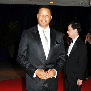 Terrence Howard in 2010 White House Correspondents Association Dinner - Arrivals