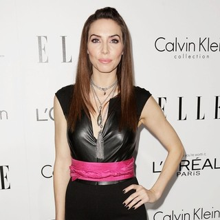 Whitney Cummings in ELLE 20th Annual Women in Hollywood Celebration