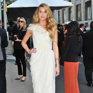 Whitney Port in The 2011 CFDA Fashion Awards