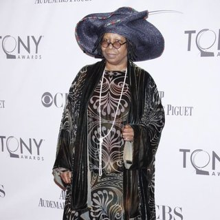 Whoopi Goldberg in The 65th Annual Tony Awards - Arrivals