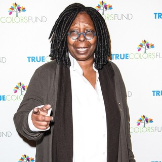 Whoopi Goldberg in Cyndi Lauper and Friends: Home for The Holiday's Concert - Arrivals - whoopi-goldberg-home-for-the-holiday-s-concert-02