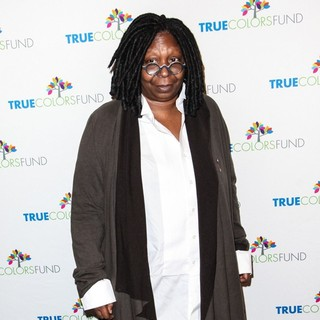 Whoopi Goldberg in Cyndi Lauper and Friends: Home for The Holiday's Concert - Arrivals