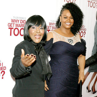 Cicely Tyson, Jill Scott in Special Screening of 'Why Did I Get Married Too?'