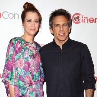 Kristen Wiig, Ben Stiller in 20th Century Fox's CinemaCon - Arrivals