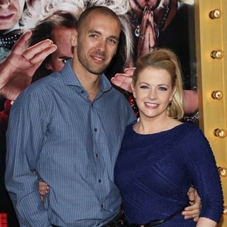 Mark Wilkerson, Melissa Joan Hart in Los Angeles Premiere of The Incredible Burt Wonderstone