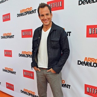 Will Arnett in Netflix's Los Angeles Premiere of Season 4 of Arrested Development