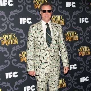 Will Ferrell in Screening of IFC's The Spoils of Babylon