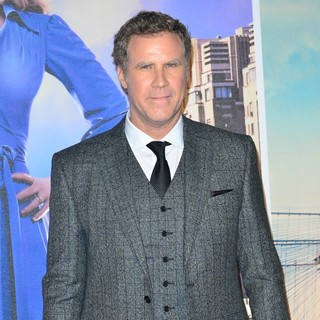 Will Ferrell in U.K. Premiere of Anchorman: The Legend Continues - Arrivals