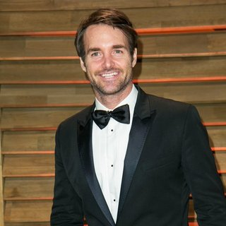 Will Forte in 2014 Vanity Fair Oscar Party