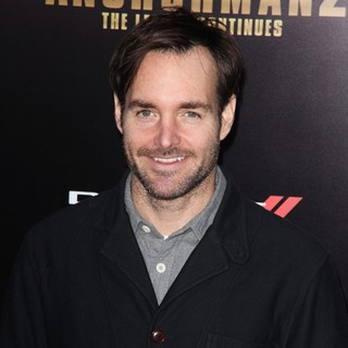 Will Forte in Anchorman: The Legend Continues Premiere Sponsored by Buffalo David Bitton