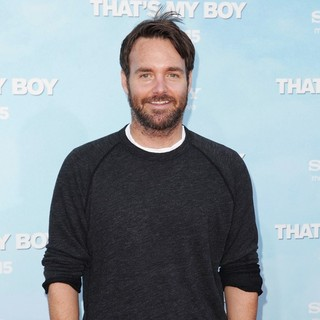Will Forte in Premiere of Columbia Pictures' That's My Boy