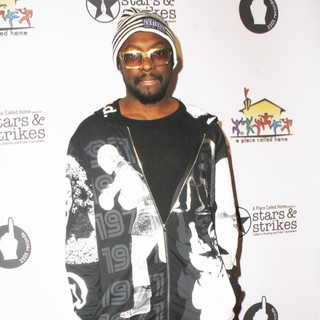 will.i.am in 7th Annual Stars and Strikes Celebrity Bowling and Poker Tournament Benefiting A Place Called Home